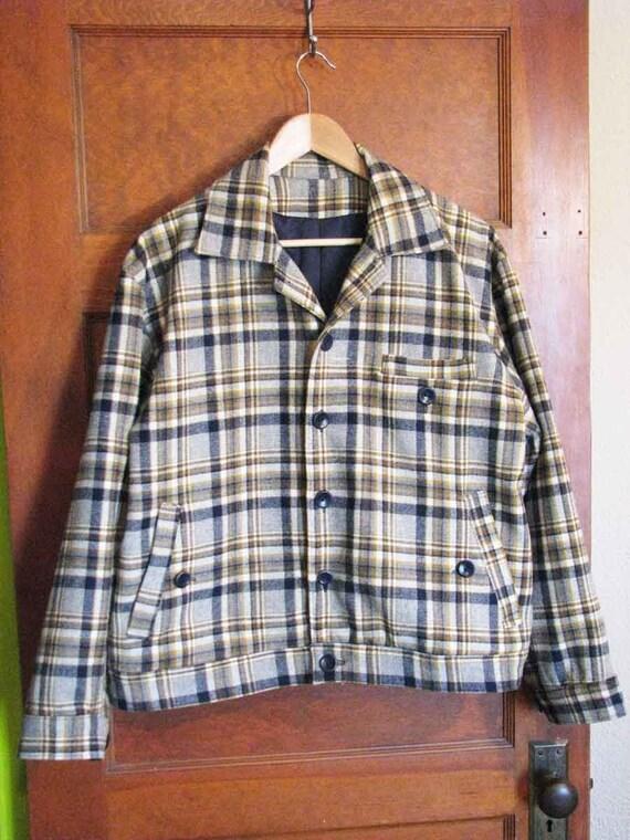 1930s Style Sports Jacket
