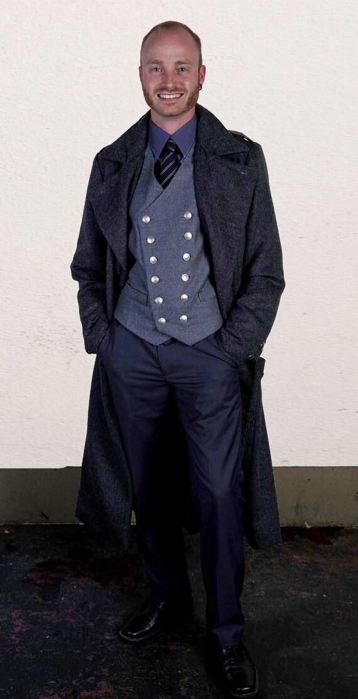 Amazing Custom Coats