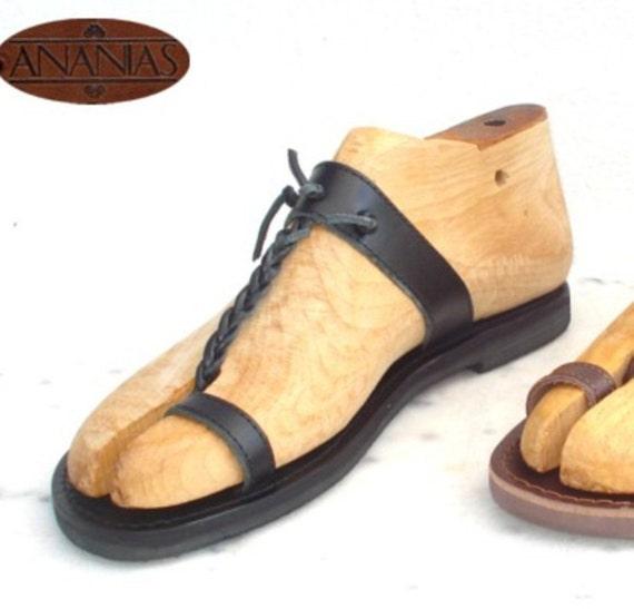 Greek Sandals Roman Grecian leather sandals for men handmade in Greece