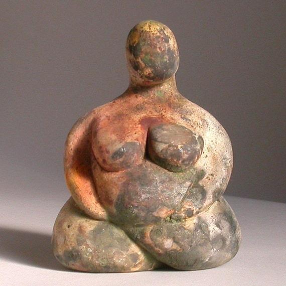 Archaeology Goddess No. 52