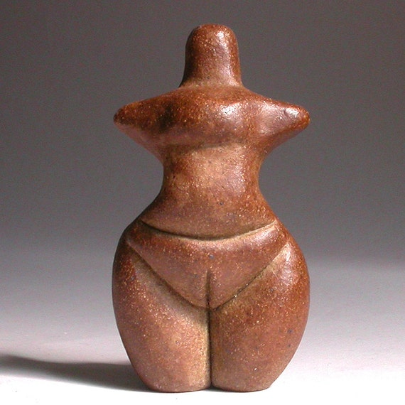 RESERVED for Nick - Bulgarian Fertility Figure