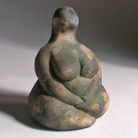 Archaeology Goddess No. 60