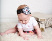 Headband with Flower for Baby