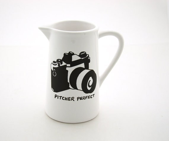 Picture Perfect Pitcher with Camera