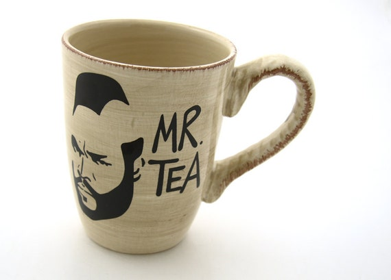 Mr T Tea Mug Limited Edition for Fathers Day