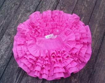 Little Girls Ruffled Skirt  Size 3