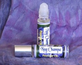 NAG CHAMPA Perfume Oil, exotic, sweet and sensual