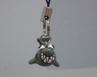 Shark Charm Smiling