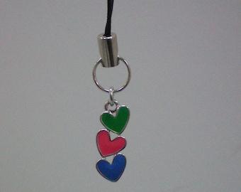 Hearts Charm
