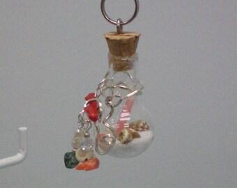 Charm of Bottled Diamond Dust N Shells