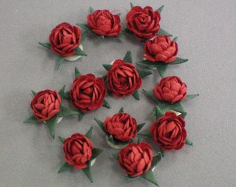 Paper Flower Heads