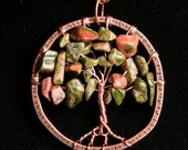 Unakite Tree of Life