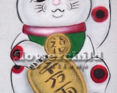 My Maneki Neko (Lucky Cat) Women's Tank