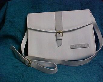 SALE Vintage Perry Ellis- cross body Purse- Bag-shoulder bag