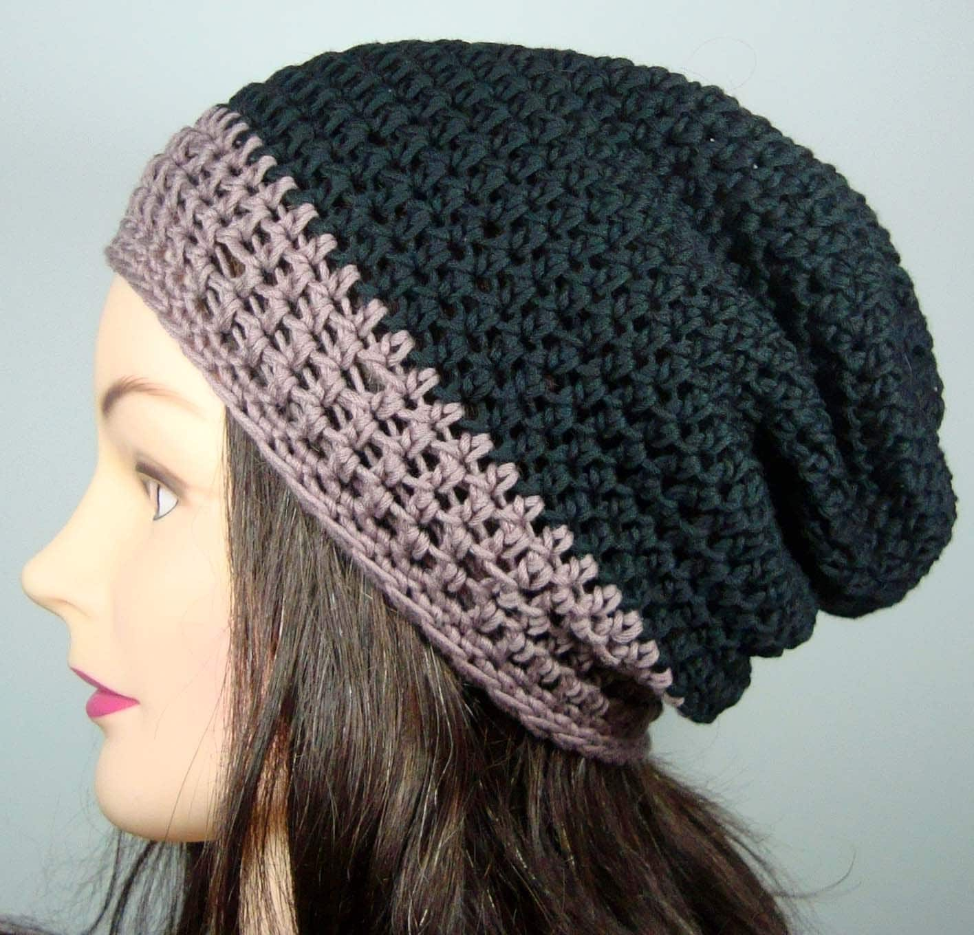 Our first project is a skater beanie. Once you ve made your hat and get the  hang of it af30c8f6e39