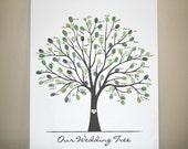 Canvas Wedding Tree (18x24)