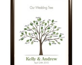 Small Wedding Tree (11x14)