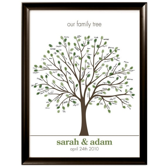 Large Wedding Tree (guest book alternative)