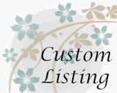 Nose Ring Custom Order For LadyNeptune