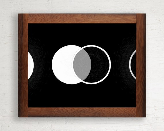 Reclaimed Wood Frame // 11 x 14 // Redwood from Hot Tub // Limited Edition // LAST ONE