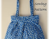 The Main Street Purse PDF Sewing Pattern and Tutorial - Easy to Make - 2 Sizes