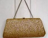 Gold Digger Evening Bag