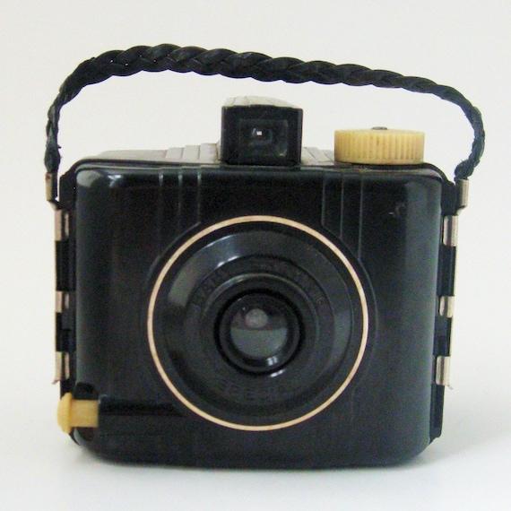 Vintage Kodak Bakelite Baby Brownie Special Camera