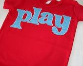 Summer Play Tee size 4/5/6 USA