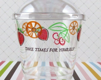 Take Time for Yourself Dessert Cups