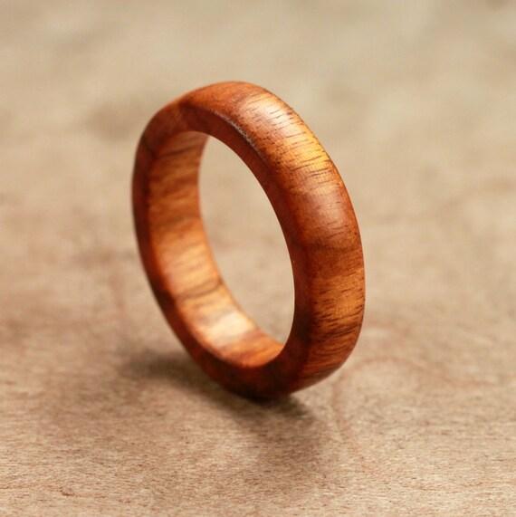 Osage Orange Wood Ring No. 20 Size 6.25 (05-07-2012)