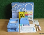 SALE - New Print Gocco B6 Hi-Mesh Printer - Complete Set