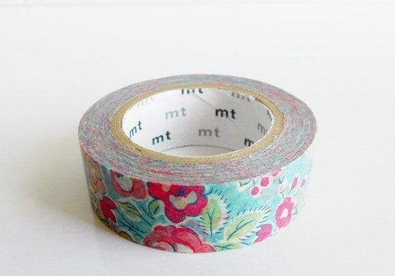 mt x liberty of london washi masking tape tatum limited. Black Bedroom Furniture Sets. Home Design Ideas
