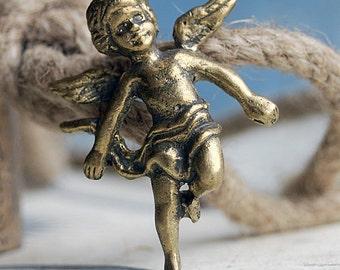 Metal angel... Jewelry... Apr 10FL
