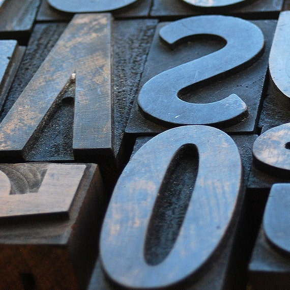 ABCs of LETTERPRESS to use in your ASSEMBLAGE mixed media PRINTING stamping PHOTOGRAPHY or in any way you would want it to use them