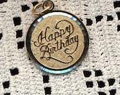 Happy Birthday to You...Vintage Charm