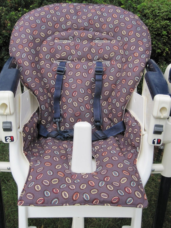 Custom Peg Perego Prima Pappa High Chair Covers