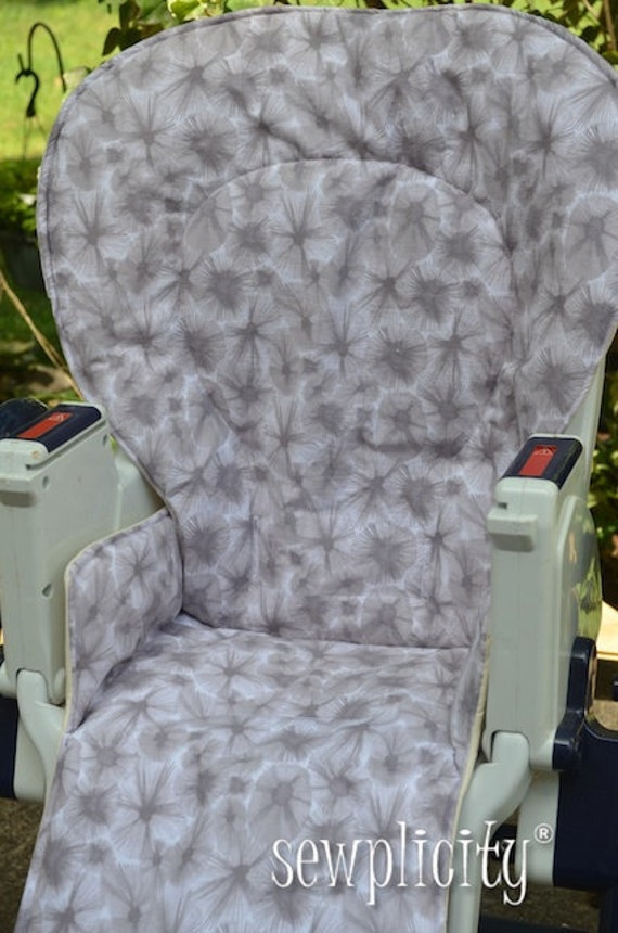 Evenflo Majestic Simplicity High Chair Cover Water Flower