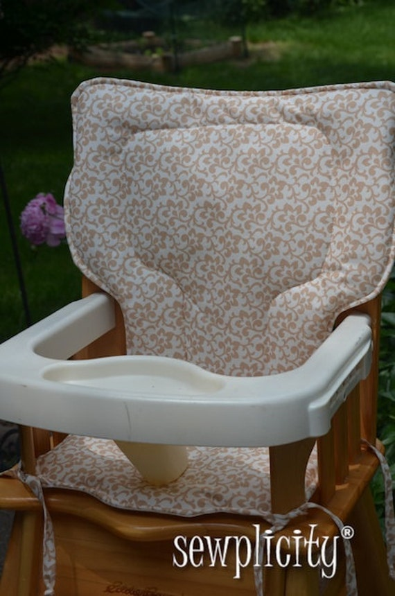 Eddie Bauer High Chair Cover Natural