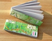 Map notebook - Japanese hiking map