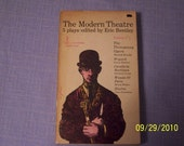 The Modern Theatre 5 plays edited by Eric Bentley paperback