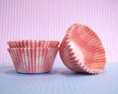 Pretty Pink Plaid Cupcake Liners (50)