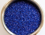 Royal Blue Crystal Sugar (4 ounces)