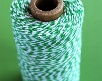 Spool of Peapod Green Twine (240 yards)