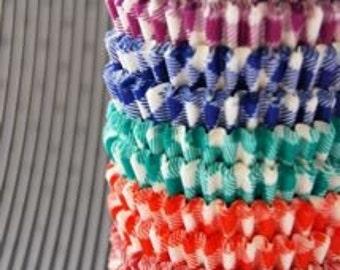 Rainbow Picnic Cupcake Liners (70)