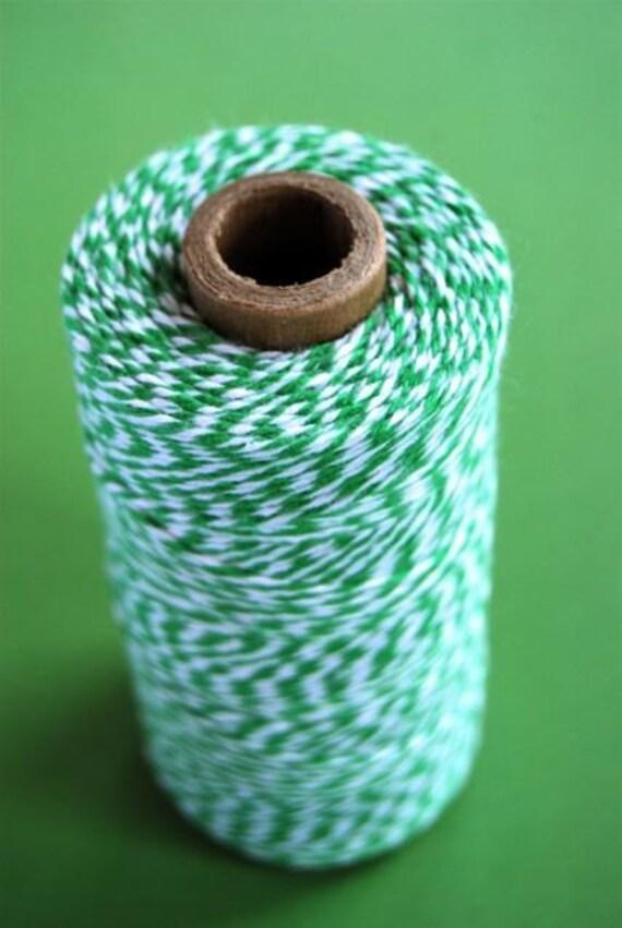 Spool of Peapod Green Twine (240 yards)