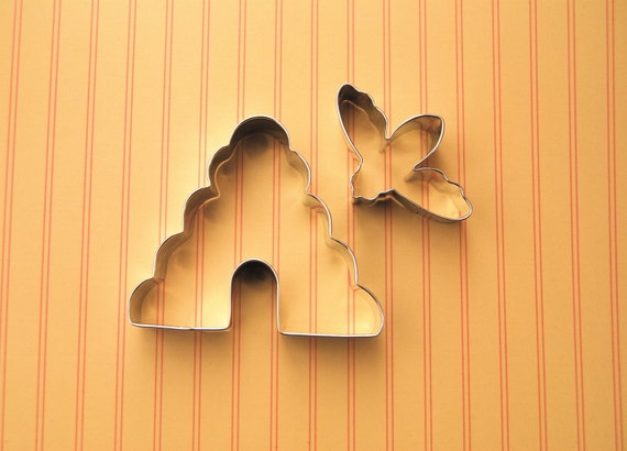 Bee and Bee Hive Cookie Cutter Set