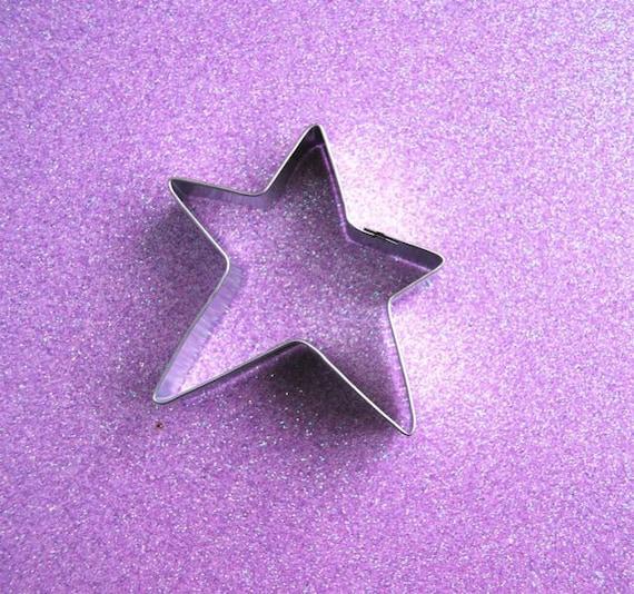 Retro Star Heart Cookie Cutter