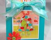 CARD Lil Turtle