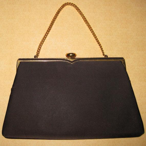Vintage Coblentz Satin Handbag