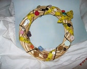 Love of Sewing Wreath